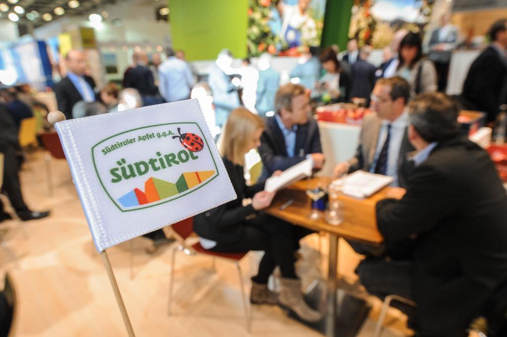 """Fruit Logistica"" lockt nach Berlin"